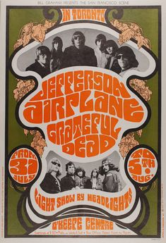 Concert in Toronto (Jefferson Airplane & The Grateful Dead)