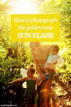 5 tips to photograph sun flare during the golden hour! Improve Photography, Photography 101, Outdoor Photography, Photography Tutorials, Travel Photography, Golden Hour Photos, Sun Flare, Outdoor Shoot, Photo Tips