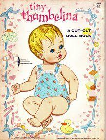 Paper Dolls~Tiny Thumbelina - Bonnie Jones - Picasa Web Albums