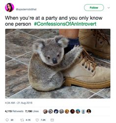 """""""First rule of introvert club: there is no introvert club. Thank goodness."""""""