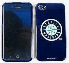 Seattle Mariners Phone Pouch