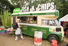 Street food (Fish&Chips)