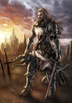 Knight by ~Jorsch on deviantART