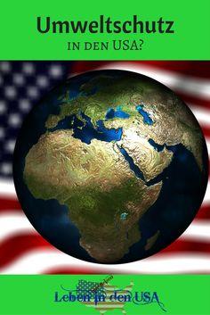 Umweltschutz in den USA im Haushalt - Leben in den USA