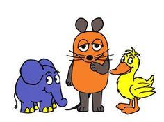 Die Sendung mit der Maus :-)kijk ik nog elke zondag op duitsland tv