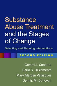 A widely adopted practitioner resource and course text, this book shows how to apply knowledge about behavior change in general -- and the stages-of-change model in particular -- to make substance abu