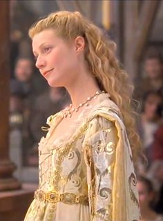 Gwyneth Paltrow as Viola de Lesseps in Shakespeare in Love - 1998