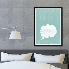 Kunstdruck Poster / Traum von typealive auf DaWanda.com