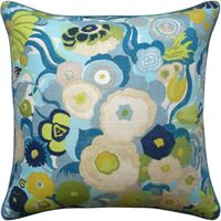 Zinnia Decorative Pillow