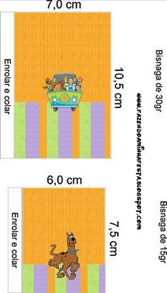 Ideas y material gratis para fiestas y celebraciones Oh My Fiesta!: Imprimibles de Scooby Doo.