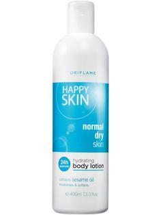 Happy skin for normal dry skin