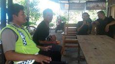 Tak Kenal Waktu Bhabinkamtibmas Desa Tulung DDS Hari Libur.