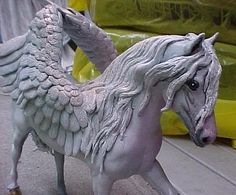 Custom breyer horses