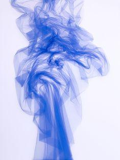 Benjamin Shine Tulle Fabric Flow Series