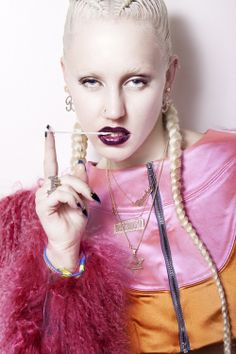 Brooke Candy.