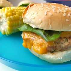 Family Friendly Turkey Burger Sliders With Cheese Recipe