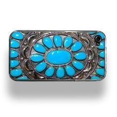 TURQUOISE IPHONE 4/4S CASE. - TECH - ACCESSORIES
