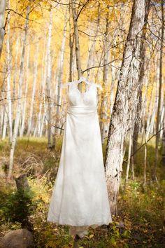 Long, sleeveless, lace