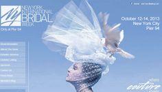 Bridal Fashion Week di NY arrivano gli stilisti emergenti italiani! | Sposa Mania - Il magazine degli sposi Sposa Mania – Il magazine degli sposi