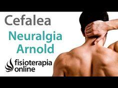 Dolor de cabeza o cefalea por neuralgia de Arnold o neuralgia occipital - YouTube