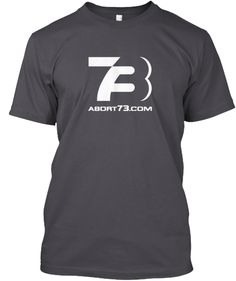 Classic Abort73 Logo - sweet sorry in a ton of colors. Go get one for only $10. @abort73