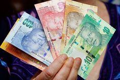 South Africa's new paper money - BelAfrique - your personal travel planner - www.BelAfrique.com