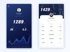 Sport App by Yjjj