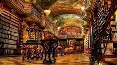 National Bibliothek in Prag