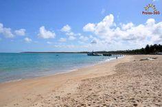Praia de Boca da Barra, Tamandaré (PE)