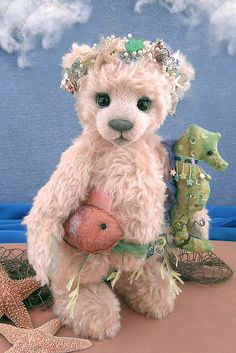 OCEANE by potbellybears, via Flickr ^^*