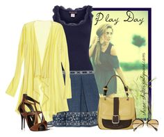Play Day by shape-shifter on Polyvore featuring polyvore, fashion, style, Calypso St. Barth, Rosemunde, Sea, New York, Giuseppe Zanotti, Miu Miu, clothing, fun, ootd, play and Toscannia