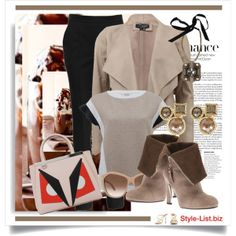 Style, Fashion and Shopping Guide New York Fashion, Latest Fashion, Fashion Styles, Style Fashion, Casual Fall Outfits, Mix N Match, Style Guides, Join, Facebook