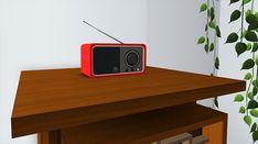 3t2 ATS Scandi Radio functional