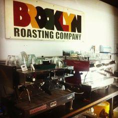 Brooklyn Roasting Company - DUMBO - ブルックリン区, NY