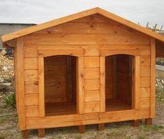 Como hacer casas para perros grandes - Imagui