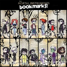 Bookmarks,