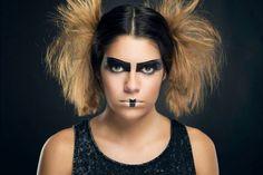 Model - Joana Pereira Photo - Paulo Simões  Make up and hair - Magda Casqueiro