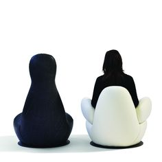 Oppo Swivel Chair O52A by Bla Station
