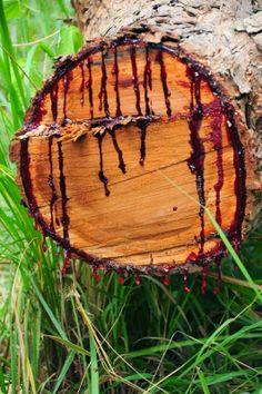 WeirdWood: The Bloodwood Tree