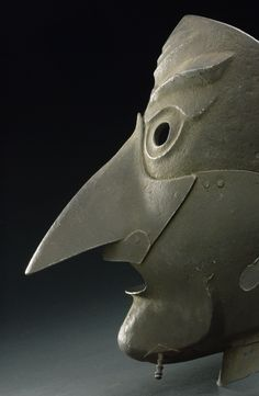 European executioner's mask, pre 1700