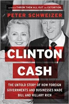 Clinton Cash: The Untold Story of How and Why Foreign Governments and Businesses Helped Make Bill and Hillary Rich. By Peter Schweizer. Call # MCN 364.132 SCH