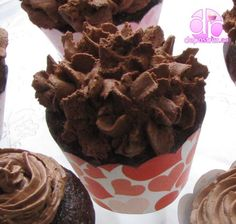 Curso de Repostería - dePostres I Want Food, Frosting, Cake Decorating, Deserts, Cupcakes, Pudding, Muffins, Candy, Cooking