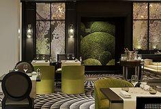Sofitel Paris Le Faubourg | Hotel Interiors Inspirations #hotelinteriors…