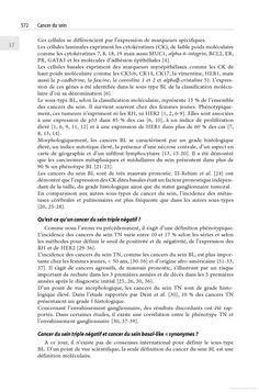Cancer du sein: Compte-rendu du 12e cours supérieur francophone de ... - Moise Namer, Michel Héry, Marc Spielmann, Joseph Gligorov, F. Penault-Llorca - Google Livres
