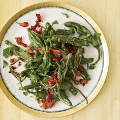 Lincoln Restaurant • Portland, OR  Spanish cooks traditionally fry sweet-hot Padrón peppers (available at melissas.com) and toss them with salt. ...