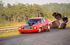 Vintage Drag Racing - Pro Stock - Charlie Peppers