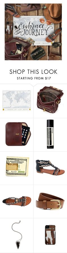 """""""Summer Road trip Essentials!"""" by kearalachelle ❤ liked on Polyvore featuring Luckies, Anna Sui, Aesop, H&M, Pamela Love, roadtrip and lovefromabove"""