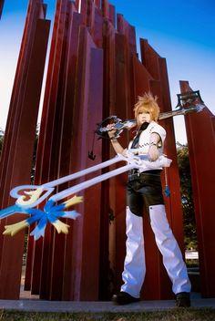 Roxas from Kingdom Hearts