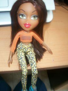 My new #bratz Sasha *3* i love she *3*