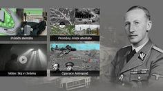 Projděte si události před 74 lety v Libni, kde českoslovenští výsadkáři smrtelně zranili třetího muže Třetí říše.